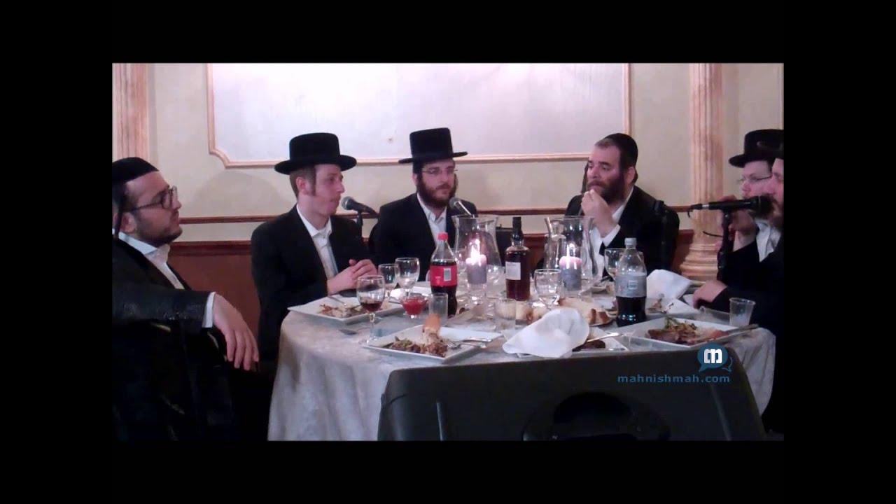 Lipa With Hamezamrim - Menucha Vesimcha