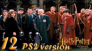 Гарри Поттер и Тайная Комната прохождение PS2-версия #12 Возвращаем потерянные вещи