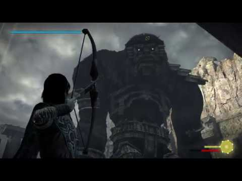 Shadow of the Colossus - Part 14 - Valley of the Fallen - PS4 Pro Gameplay