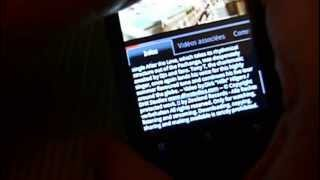 Alcatel ot-990 / Telenor One Touch : Gingerbread 2.3.4