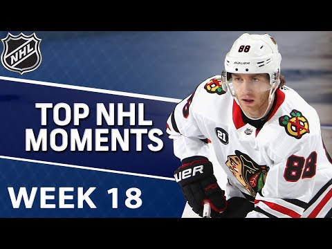 Top NHL moments of Week 18 | NBC Sports