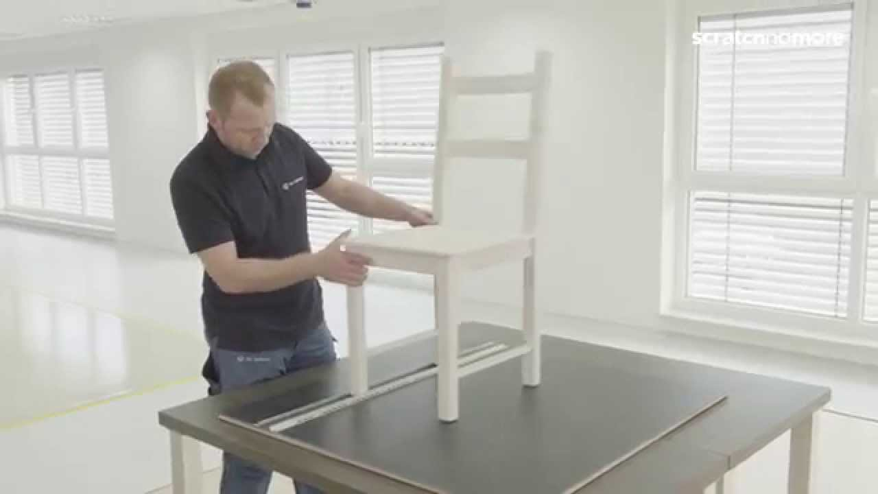 Furniture Glides By Scratchnomore Vs. Felt Glides And Rubber Glides    YouTube