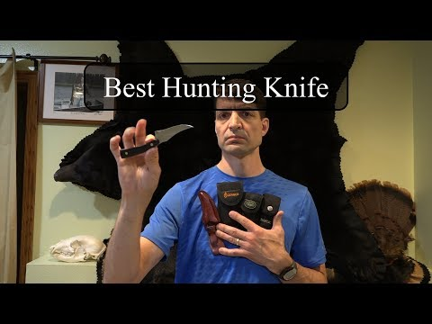 Best Knife For Hunting