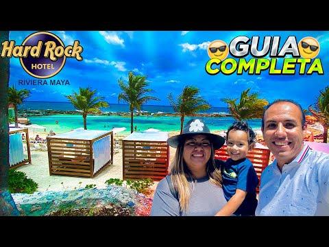 HARD ROCK Riviera Maya 😱 WOW 4 DIAMANTES 🟢 Guía COMPLETA ► Tips 100% REALES 🆘 ALL INCLUSIVE Cancun 🏖