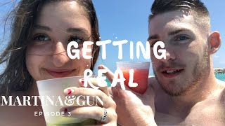 GETTING REAL ABOUT RELATIONSHIPS | CANCUN COUPLE VLOGS SERIES: EP 3