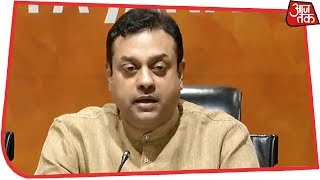 देश में लोकतंत्र नहीं, बल्कि कांग्रेस का परिवारवाद खतरे में है: Sambit Patra