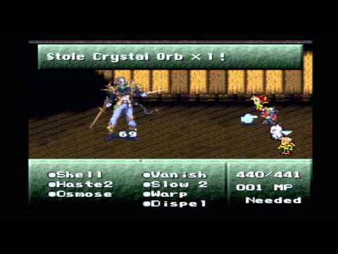 Final Fantasy VI - Boss: MagiMaster
