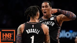 Brooklyn Nets vs New York Knicks Full Game Highlights | 01/25/2019 NBA Season