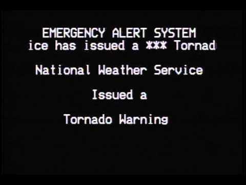 EAS - Tornado Warning - Daviess - Greene - Martin Counties