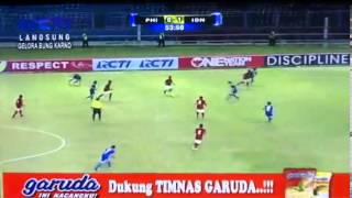 Download Video FULL MATCH AFC U19 Qualifier Indonesia vs Philipine (2-0) 10-Oct 2013 MP3 3GP MP4