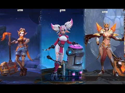 Mobile Legends VS Heroes Arena VS Arena of Valor