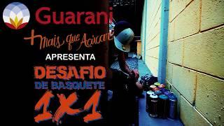 Desafio de Basquete 1x1 - 1ª Etapa - São Paulo - Ginásio do Ibirapuera 2018