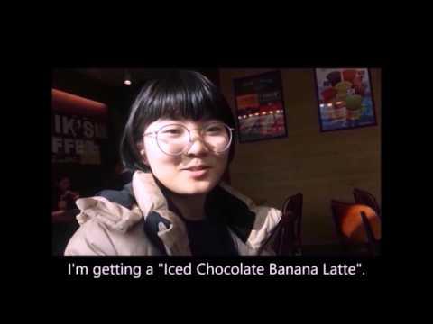 coffee shop in korea