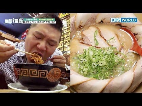 Battle Trip | 배틀트립 – Ep.69 : Food Bucket List Tour to Osaka and Kobe [ENG/THAI/2017.10.08]