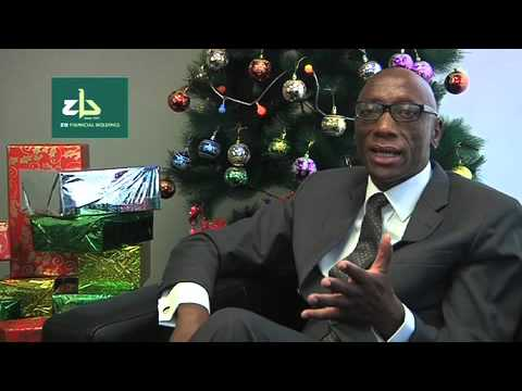 ZB Financial Holdings Group Chief Executive Officer's Christmas Message 2015