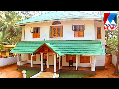 Villookkaran low cost 1200 house veedu old for Low cost kerala veedu plans