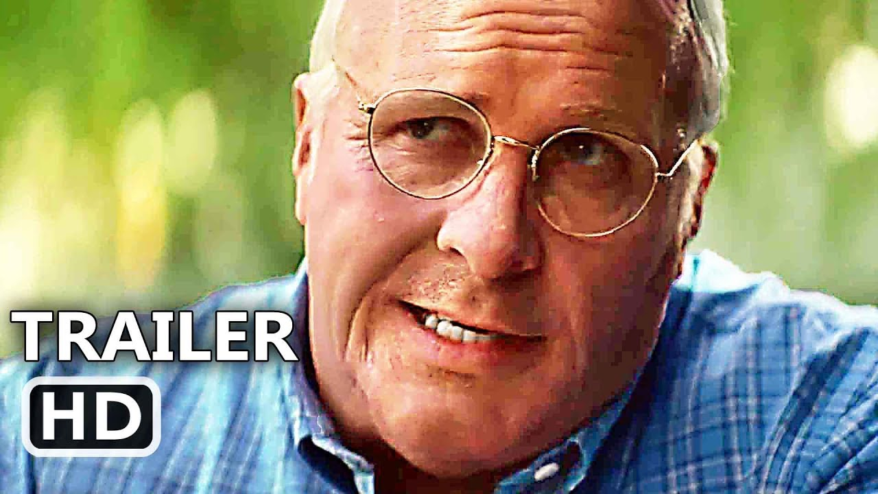 VICE Official Trailer (2018) Christian Bale, Amy Adams Movie HD