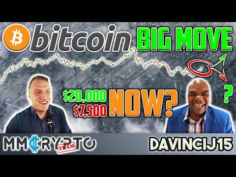 DavinciJ15 - Bitcoin To $100mln! BIG MOVE Ahead!!! BEWARE!!