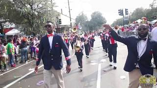 "Kentwood High School ""Velvet Rope"" @ Toth Parade 2018"