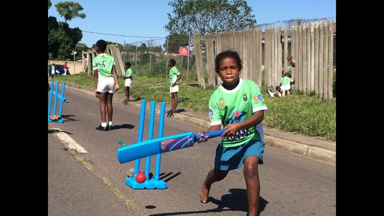 Sporting Chance Foundation - KZN Street Cricket
