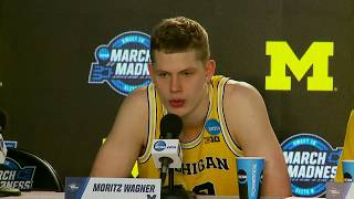 News Conference: Michigan & Texas A&M - Postgame