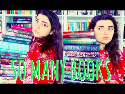 POST-BOOK BUYING BAN HAUL (50+ BOOKS) || G-Swizzel Books ♔