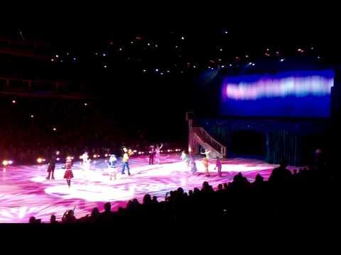 Disney on Ice Finaley United Center