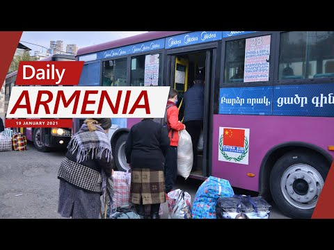 50,000 Armenians Have Returned to Karabakh Thus Far