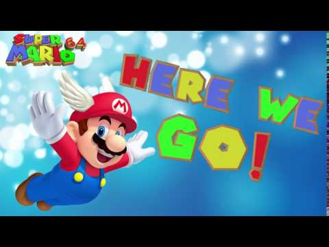 [Super Mario 64] Mario - Here We Go ! Sound Effect [Free Ringtone Download]