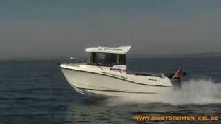 Quicksilver Captur 555 Pilothouse + Mercury F 100 ELPT EFI -Bootscenter Kiel-