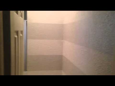 Painted Stripes On Bathroom Walls Colleyville Texas