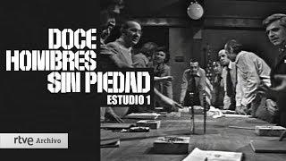 'Doce hombres sin piedad' de ESTUDIO 1 | Archivo RTVE