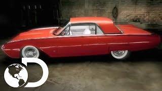 Ford Thunderbird 62: increíble restauración | Mexicánicos | Discovery Latinoamérica