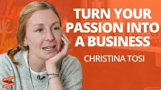 Turn Your Creative Passion into a Thriving Business Christina Tosi and Lewis Howes