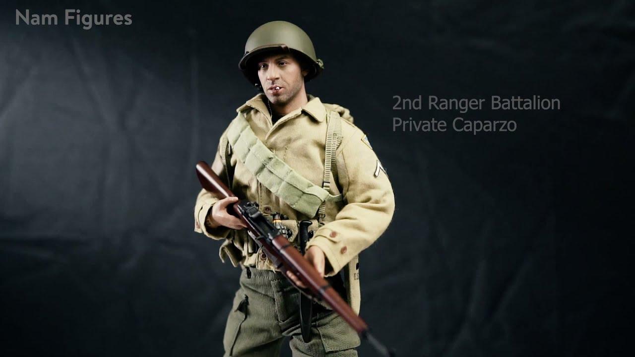 Private Vecchio-gaz Pochette /& brassard 1//6 Scale-DID Action Figures