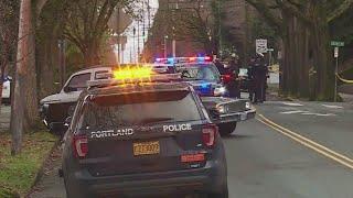 Driver hits 'multiple pedestrians' in SE Portland; 1 dead, 5 injured