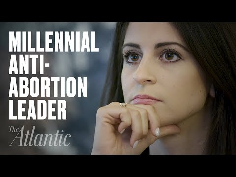 Meet the Face of the Millennial Anti-Abortion Movement