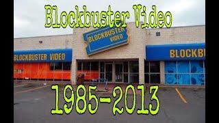 Abandoned Locations Blockbuster