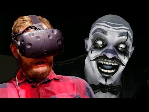 Don't Blink VR Horror