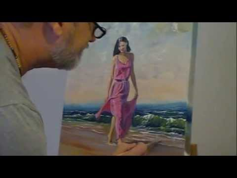How to Paint People – Oil Painting Demonstration
