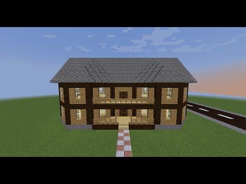 Una casa automatizzata pazzesca minecraft redstone for Costruire la mia piccola casa online