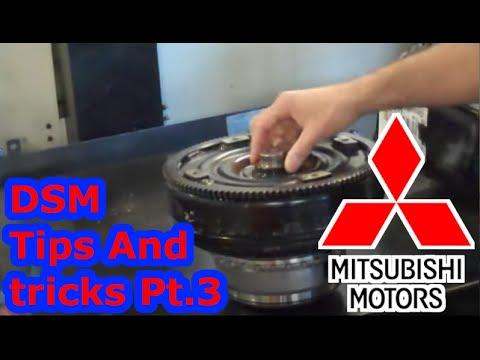 Mitsubishi Trans Tips Volume 3  Converter and Installation  YouTube