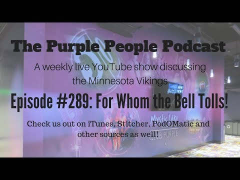 Purple People Podcast #291: For Whom the Bell Tolls