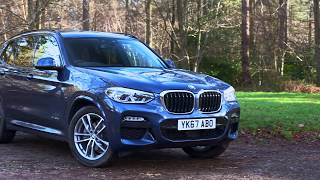Motors.co.uk - BMW X3 Review