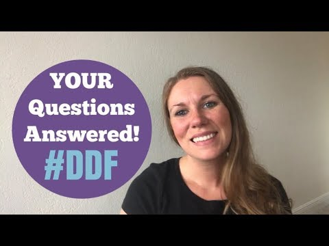 Financial Q&A | Dumping Debt Fridays | Should I Combine Finances With My Spouse?