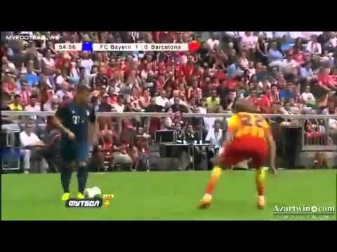 Bayern Munich 2-0 FC Barcelona | July 24, 2013 | All Goals & Highlights | 24/7/2013 | HD
