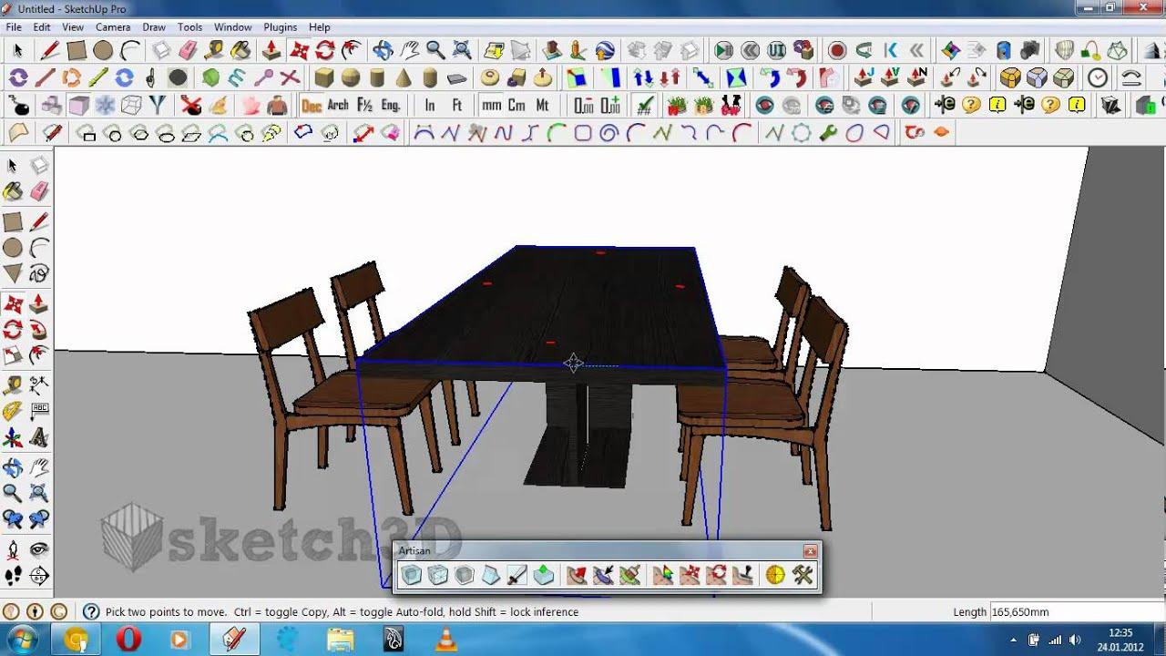 3d warehouse erisindeki modelleri sketchup 39 a import for Sketchup import