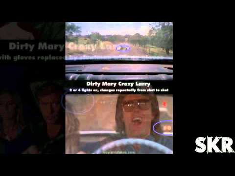 Movie Mistakes: Dirty Mary Crazy Larry (1974)
