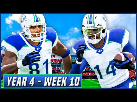 NCAA Football 14 Dynasty Year 4 - Week 10 @ San Diego State | Ep.63