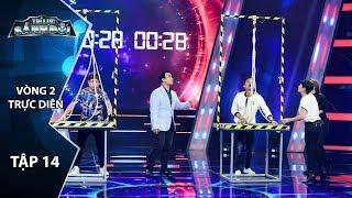 Trí Lực Sánh Đôi Tập 14 Vòng 2 | Mạc Văn Khoa bỏ xa Thanh Tân tại trò chơi gỡ chìa khoá